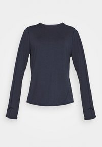 ENERGISE WORKOUT - Long sleeved top - navy blue