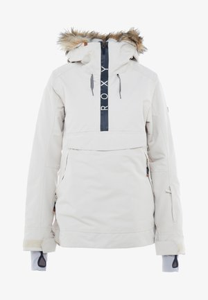 SHELTER  - Snowboard jacket - oyster gray