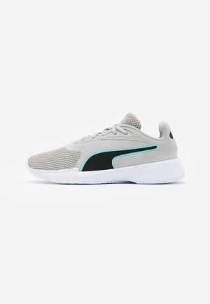 JARO - Sports shoes - gray violet/black/aruba blue