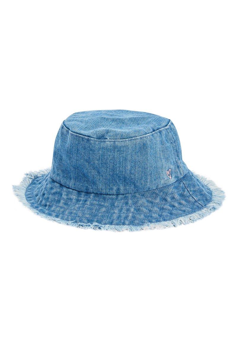 Next - Hut - blue
