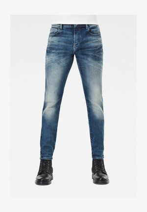 REVEND SKINNY - Jeans Skinny Fit - heavy elto pure superstretch - faded clear sky