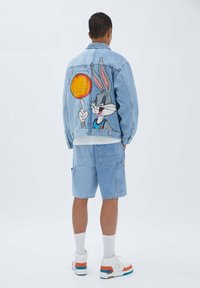 PULL&BEAR - SPACE JAM - Denim jacket - blue - 2