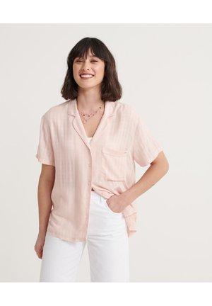 FLEUR RESORT - Skjorte - pink check