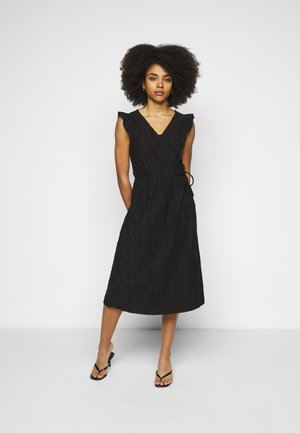 OBJINDRA SABRINA DRESS - Day dress - black