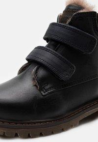 Bisgaard - JULIUS - Classic ankle boots - black - 5