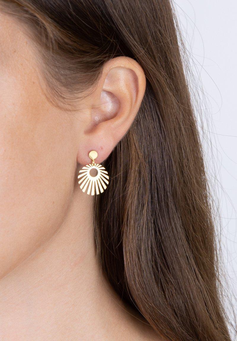 Nordahl Jewellery - SUN52 - Earrings - gold