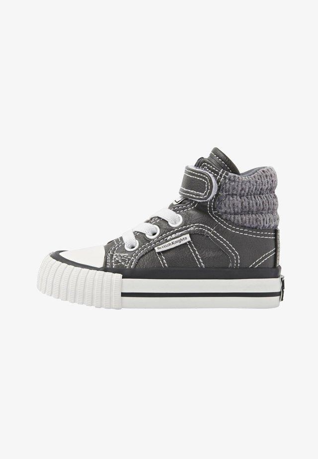 ATOLL - Sneaker high - dk grey/lt grey