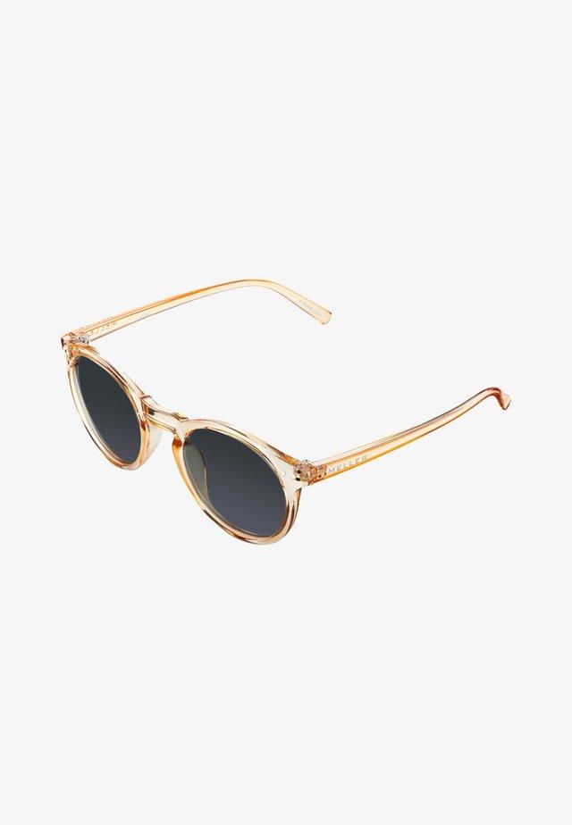 BIO KUBU - Sunglasses - bone grey