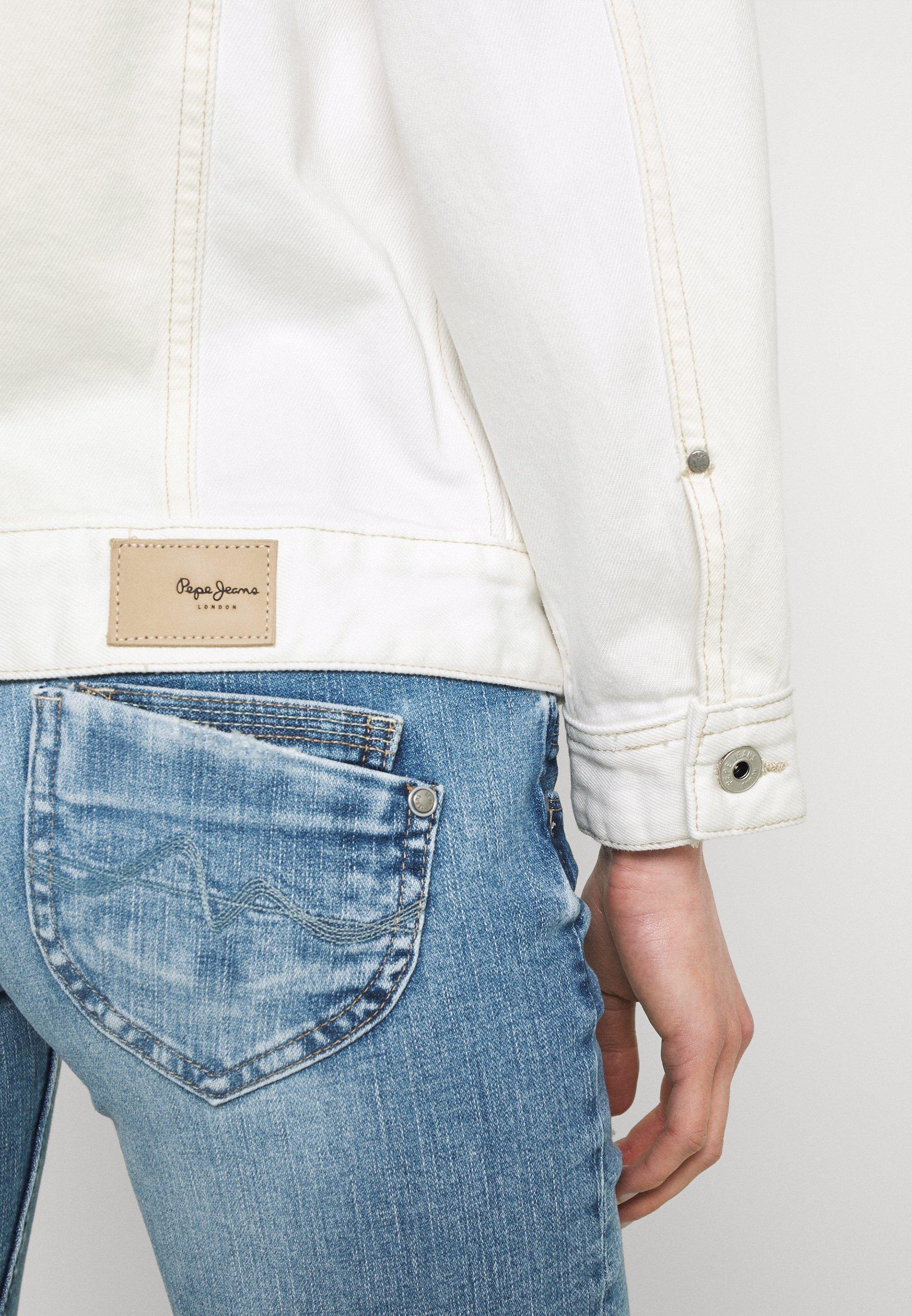 Women PEARL MIX - Denim jacket