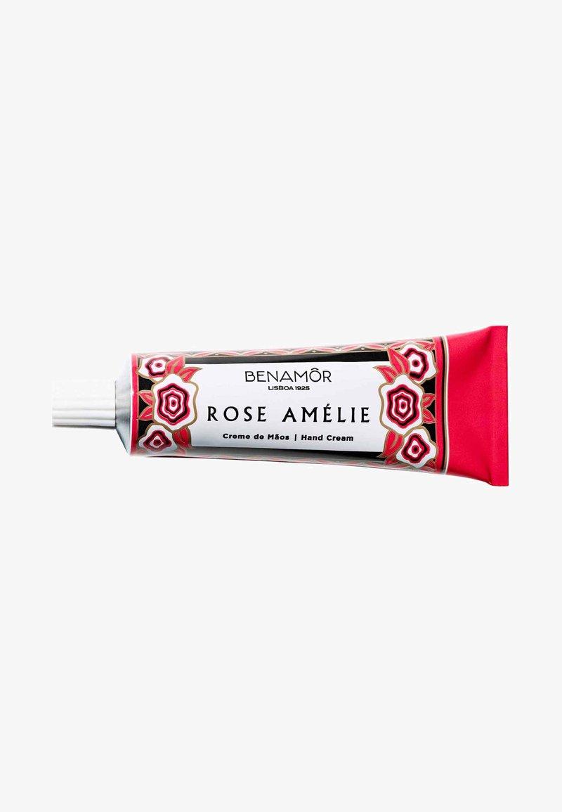 Benamor - HAND CREAM  - Hand cream - rose amélie