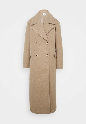 MAXI COAT - Kåpe / frakk - light beige