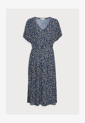 KARNA BEACH DRESS - Denní šaty - dark blue