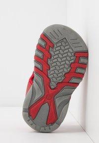 Pax - SALT UNISEX - Sandali da trekking - red - 5