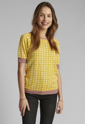 NUCAITLYN - T-shirt con stampa - snapdragon