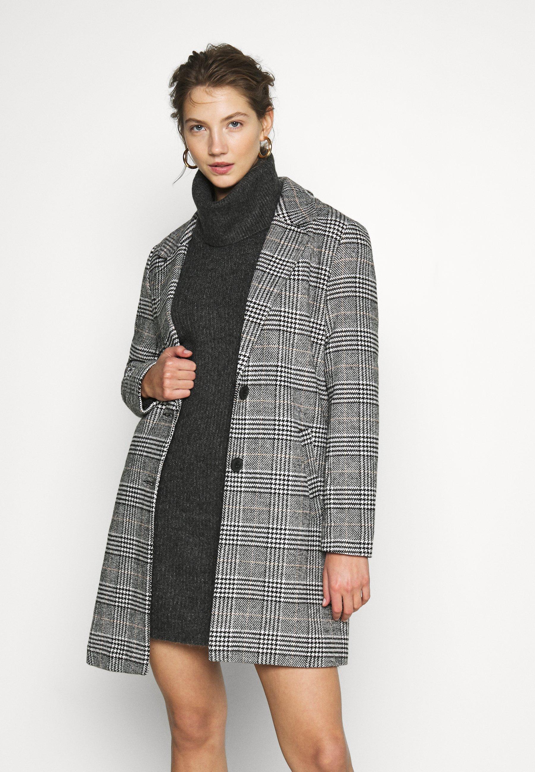 Women JDYEMMA CHECK - Classic coat