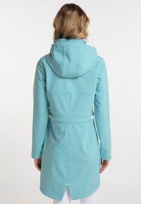 Schmuddelwedda - Short coat - rauchaqua - 2