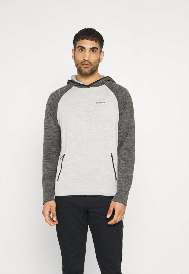 DENISON - Sweatshirt - grey