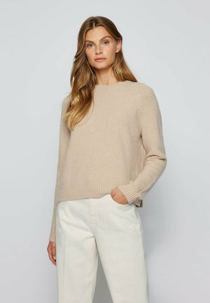 FEBISA - Jumper - light beige