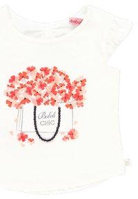 Boboli - Print T-shirt - off white - 2