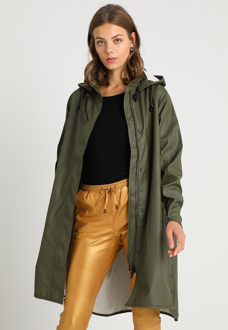 Ilse Jacobsen - TRUE RAINCOAT - Parka - army