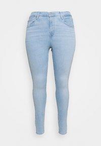 Levi's® Plus - MILE HIGH - Jeans Skinny Fit - naples shine - 3
