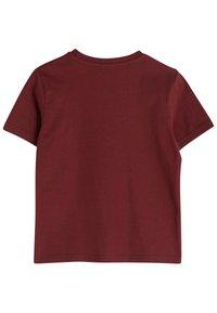LC Waikiki - Print T-shirt - bordeaux - 1