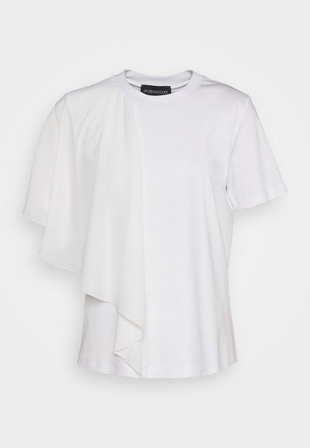 ADORNO - Blusa - white
