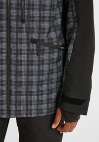O'Neill - DIABASE  - Snowboard jacket - black aop - 4