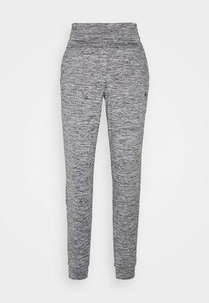 ONPMETEA FOLD  - Pantalones deportivos - medium grey melange