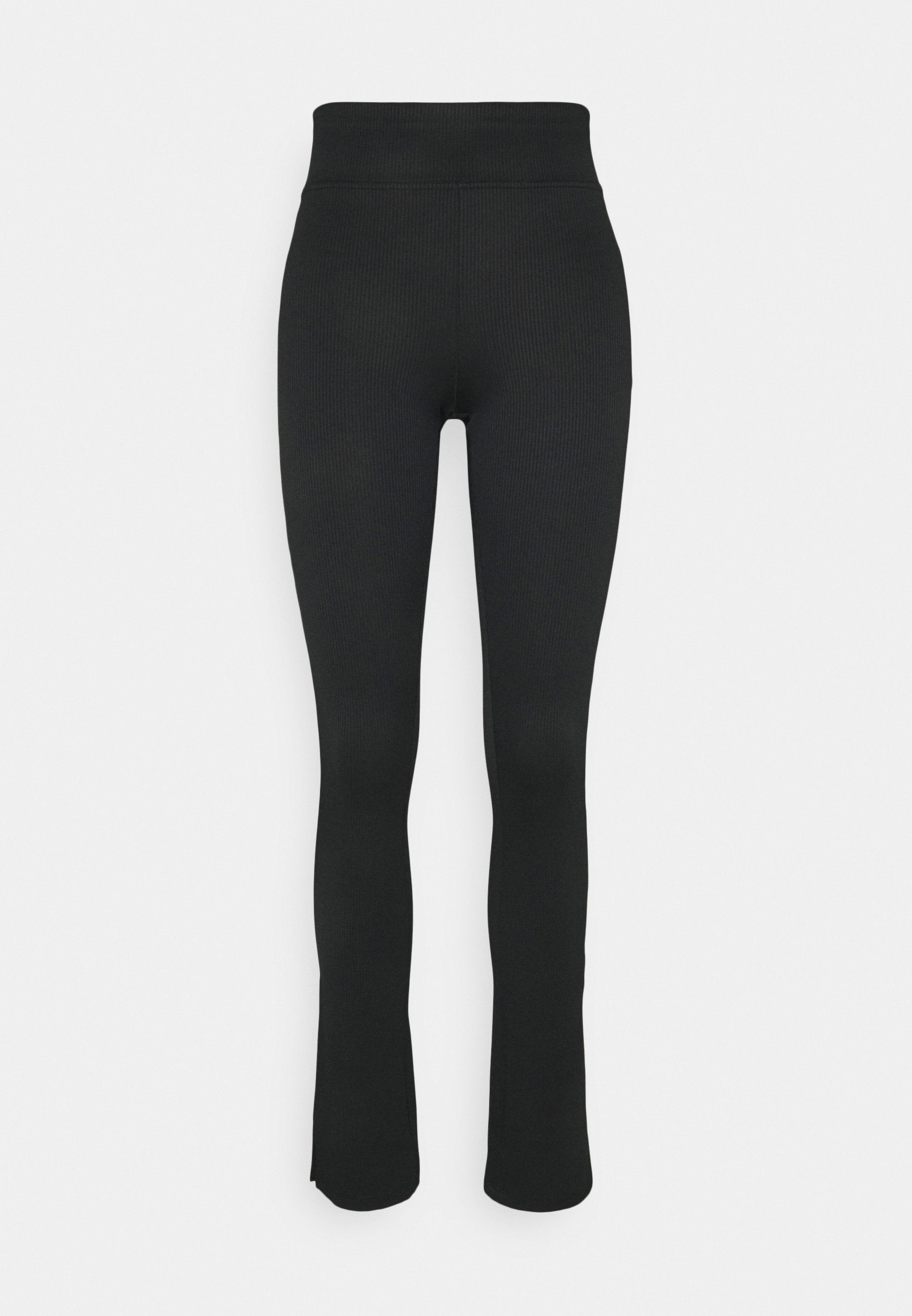 Women YARA SLIT - Leggings - Trousers
