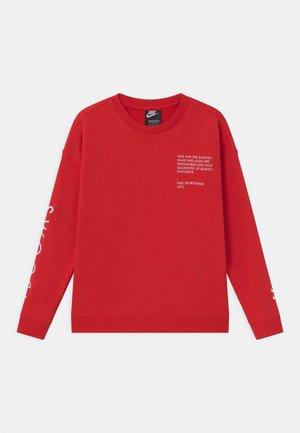 CREW  - Felpa - university red