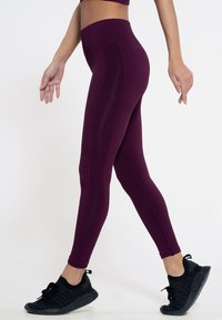 Heart and Soul - Collant - plum - 3