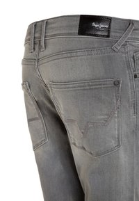 Pepe Jeans - FINLY - Jeans Skinny Fit - grey denim - 3