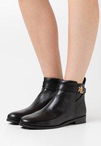 Lauren Ralph Lauren - BONNE - Classic ankle boots - black - 0