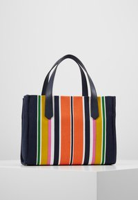 kate spade new york - KITT MEDIUM SATCHEL - Handtasche - parisian navy/ multi - 2