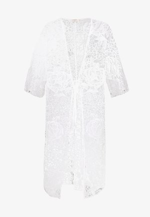 AMILLA KIMONO - Classic coat - chalk