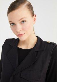Trendyol - Summer jacket - black - 5