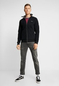 Ragwear - TRAYNE - Fleece jacket - black - 1