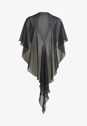 MIT VOLANT - Cape - black