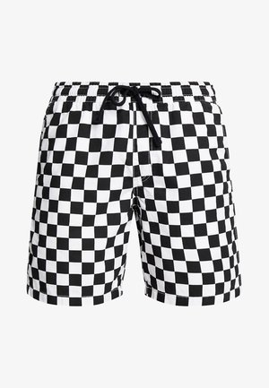 MN RANGE SHORT 18 - Shorts - black/white