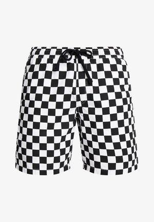 RANGE - Shorts - black/white