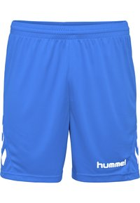 Hummel - Sports shorts - diva blue - 3