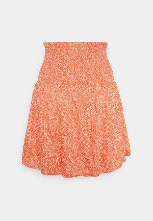 YASSABBI SKIRT - Mini skirt - camellia