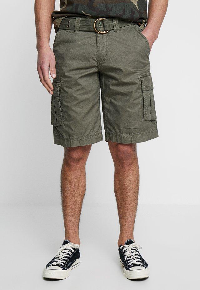 SYTRO - Shorts - middle kaki