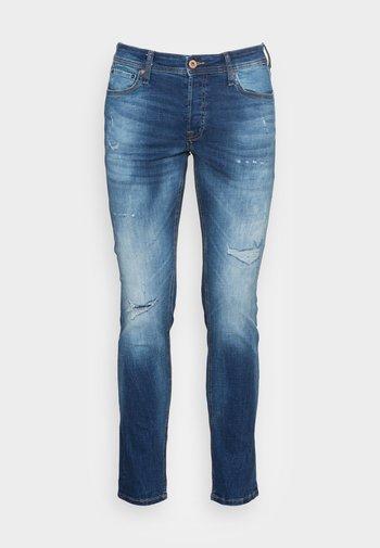 JJIGLENN JJORIGINAL  - Straight leg jeans - blue denim