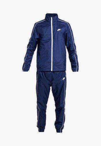 SUIT BASIC - Training jacket - midnight navy/white
