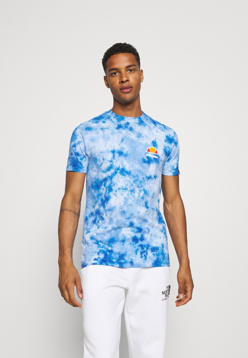 Ellesse - CANALETTO TEE - Print T-shirt - blue