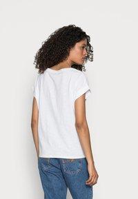 Springfield - CAMISETA SIFNOS - Print T-shirt - white - 2