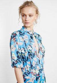 Custommade - EVA - Shirt dress - azure blue - 3