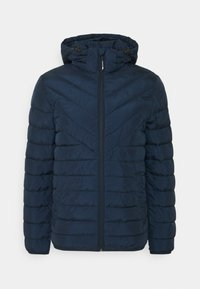 TOM TAILOR DENIM - LIGHTWEIGHT JACKET - Light jacket - sky captain blue - 0